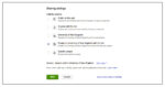 Google Doc Inline Commenting Permissions