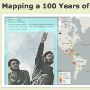 Mapping 100 Years of Revolution