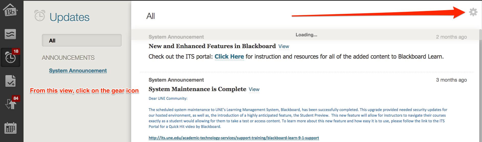 My Blackboard Content – Blackboard Learn