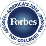 Forbes Magazine Top Colleges 2014
