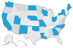 State Certification Requirements for Education Interactive Map