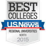 U.S. News and World Report Best Colleges Universities North 2015