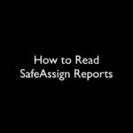 How to Read SafeAssign Reports