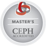 CEPH Accreditation at UNE