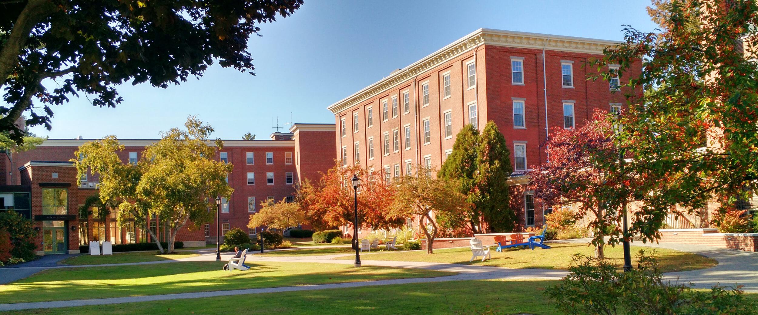 UNE Campus Portland Maine