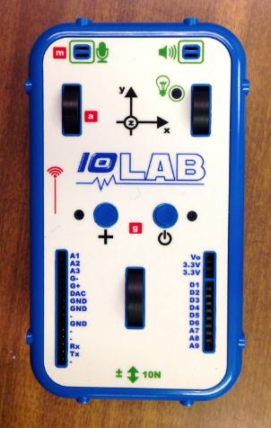 IOLab Unit