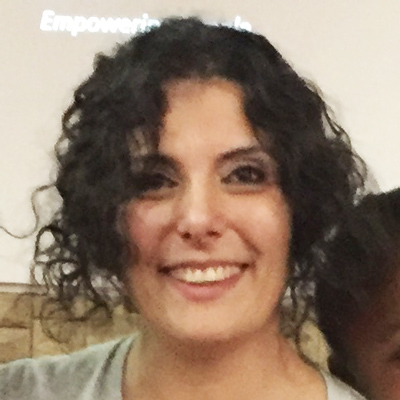 Mona Haimour, a public health alumna, is passionate about health promotion