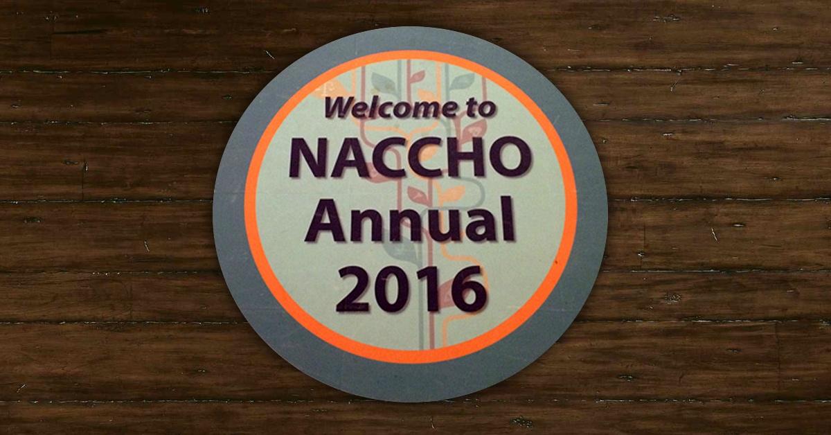 NACCHO Public Health Conference 2016