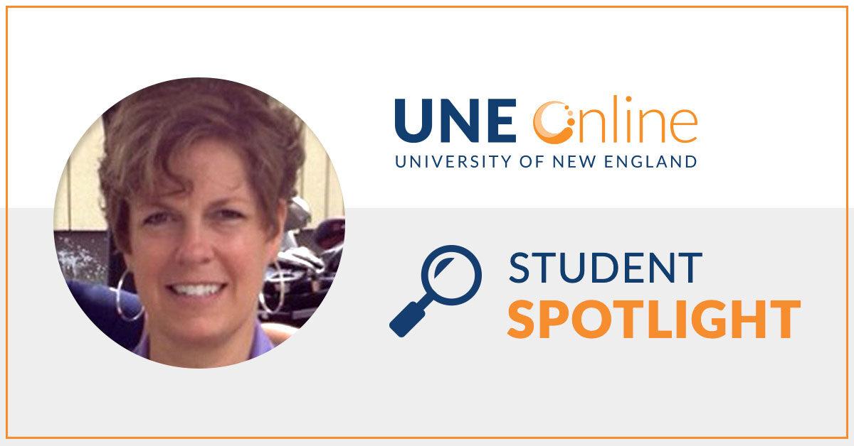 Kimberly Roberts-Morandi, Ed.D. student