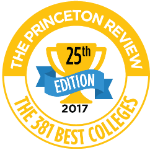 The Princeton Review 2017 The 381 Best Colleges
