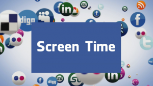 Concerns about screen time in all forms