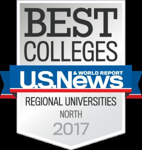 Best Colleges Regional Universities North 2017