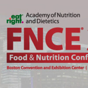 Food & Nutrition Conference & Expo