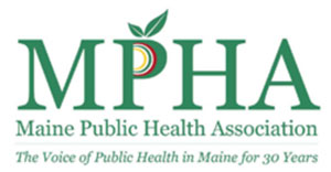 Maine Public Health Association logo
