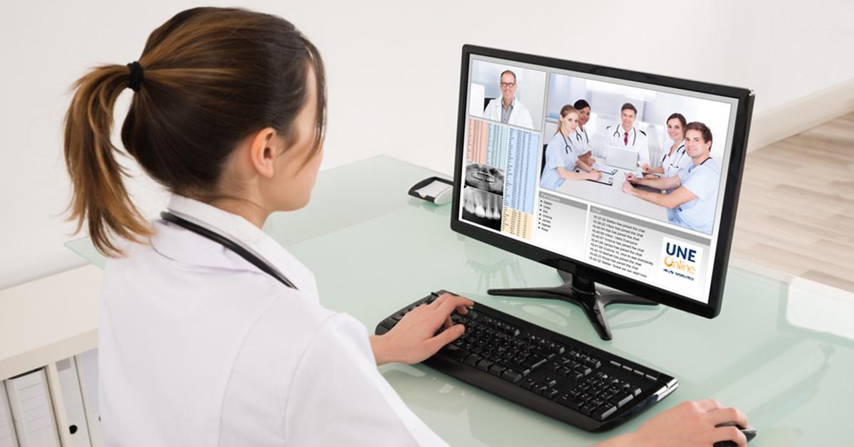 Health informaticist in action