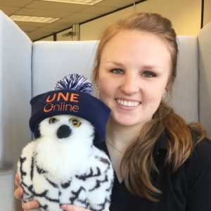 Kat Blessis, Enrollment Counselor