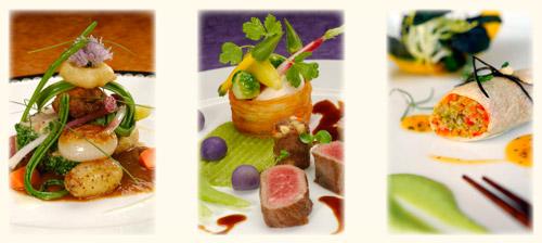 Image courtesy Victoria and Albert's fine dining at WALT DISNEY WORLD® Resort