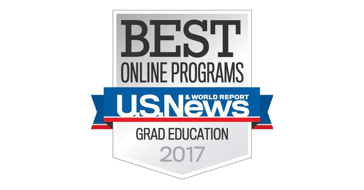 U.S. News & World Report Online Programs Grad Education 2017