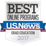 U.S. News & World Report Online Programs Grad Education 2017