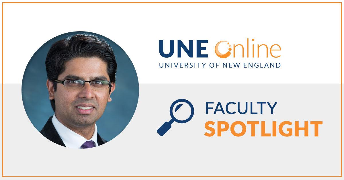 Faculty Spotlight: Inran Khan, MBA, MS, PMP, CPHIMS, FHIMSS