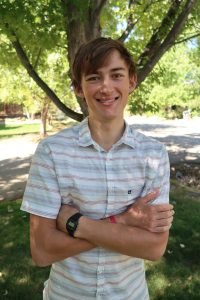 Jackson Long, Student in the Master of Science in Applied Nutrition program