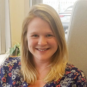 Lisa Shaker, Senior Student Support Specialist