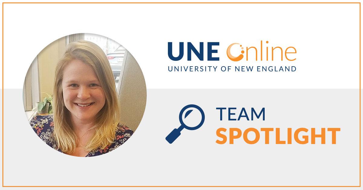Lisa Shaker, Senior Student Support Specialist