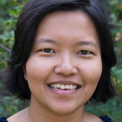 Nang H. Tin Maung, Ph.D., M.P.H., Program Manager of the Graduate Programs in Public Health at UNE Online