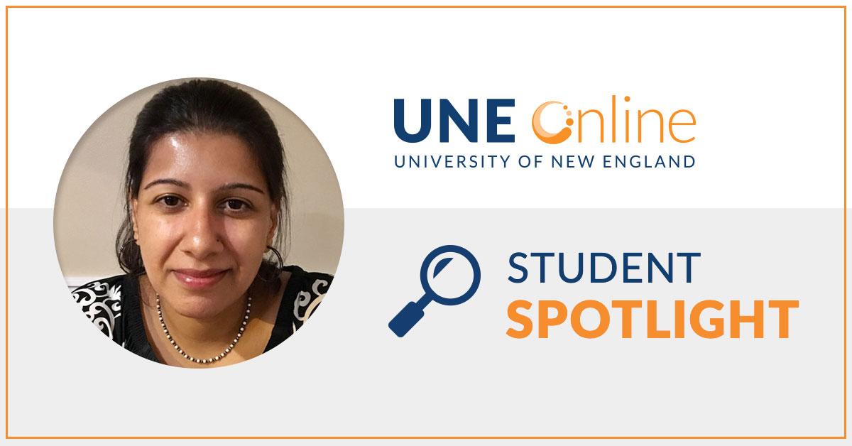 Vadna Bhambri, MSIN Student