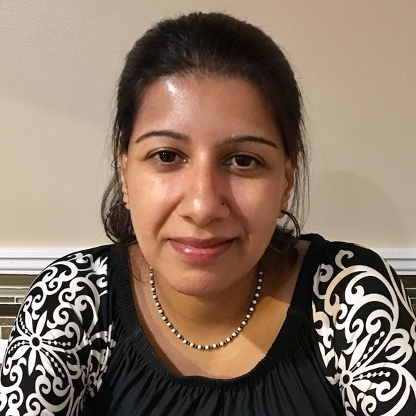 Vandna Bhambri is a Master of Science in Health Informatics (MSIN) student from Boston, Massachusetts