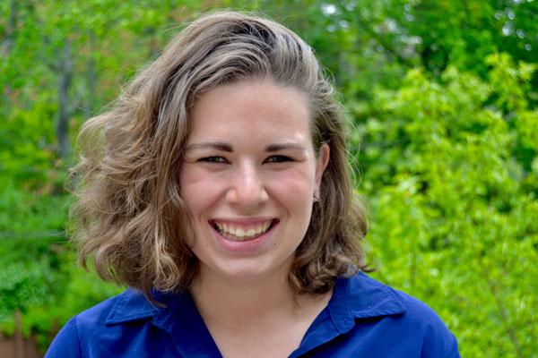 Emily Bartlett, public health student