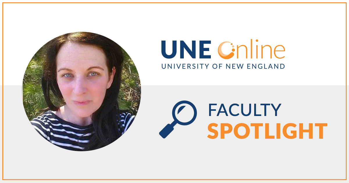 Dr. Brianna Parsons, Adjunct Assistant Lecturer