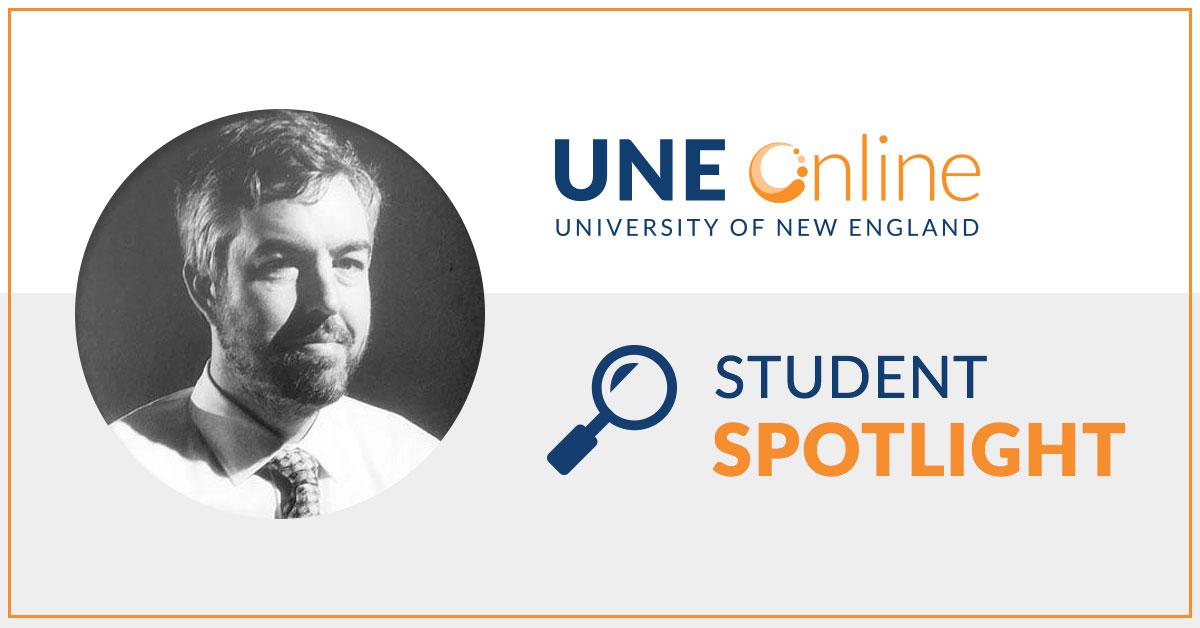 Greg Murphy, MSEd Student
