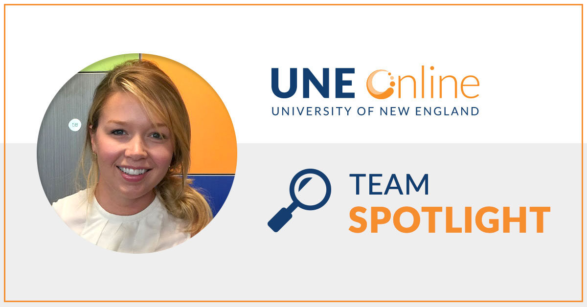 Emily Hill, Student Support Specialist