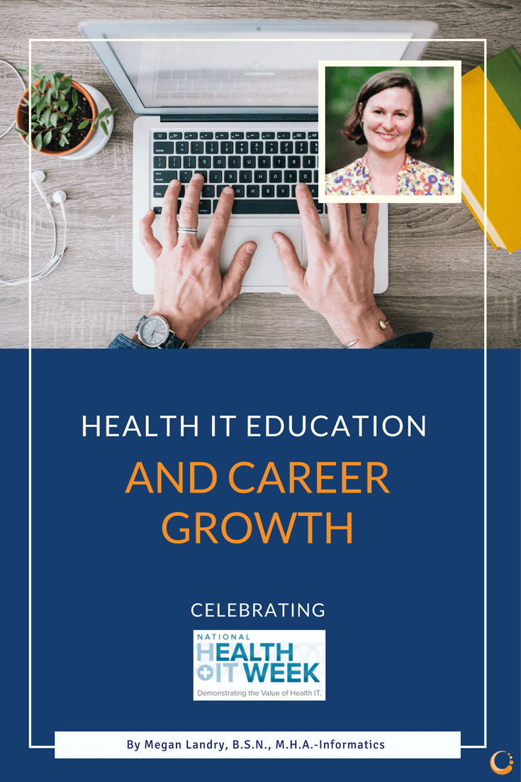 Health IT Education and Career Growth