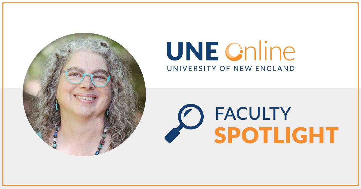 Nan Solomons, Ph.D., Practicum Coordinator
