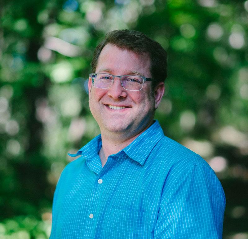 Richard Parent, Director of Assessment, UNE Online
