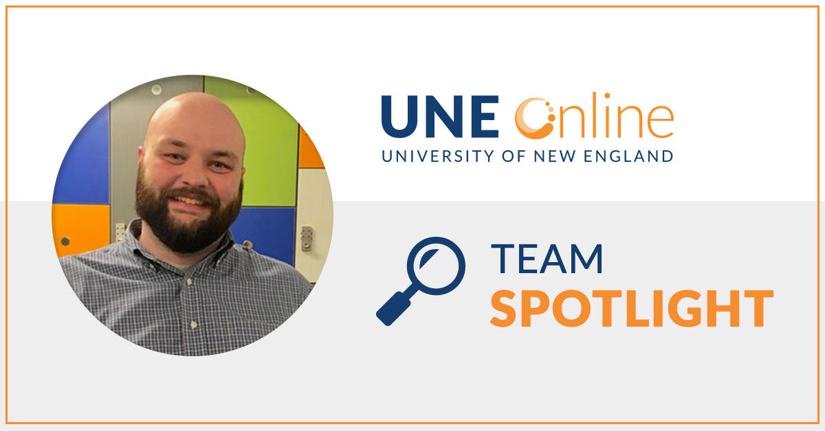 Brendan Parsons, Student Support Specialist