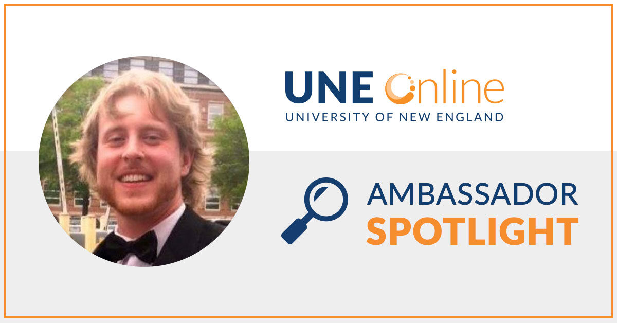 Steve Butka, Health Informatics Student at UNE Online