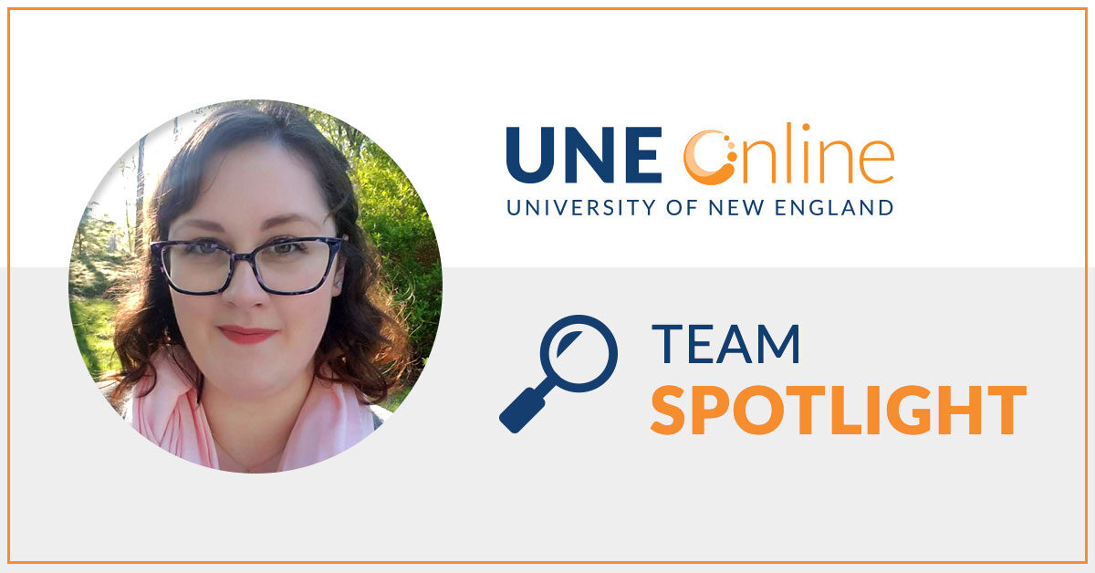 Ashley Tellier, Student Support Specialist