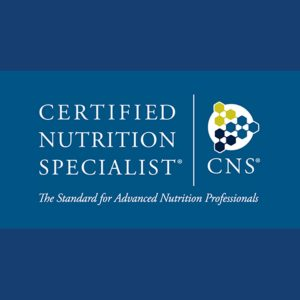 Certified Nutrition Specialist logo