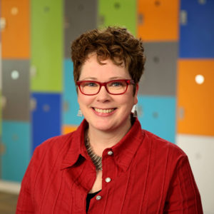 Erin Connor Ph.D., Program Manager for the Graduate Programs in Education at UNE Online