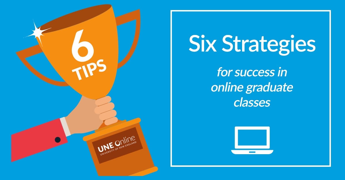 6 tips to becoming a successful online student