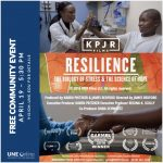 Resilience movie screening free community event