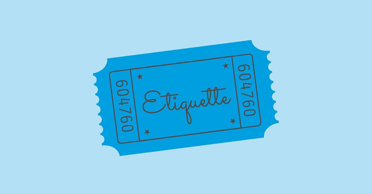 Professionalism and Etiquette: Netiquette in Online Graduate Courses