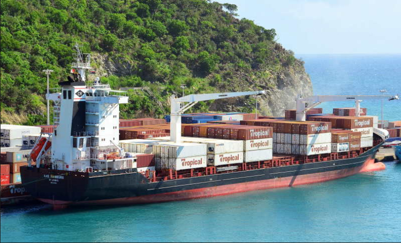 Tropical Shipping Company