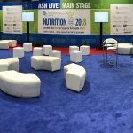 ASN Live Stage at Nutrition 2018