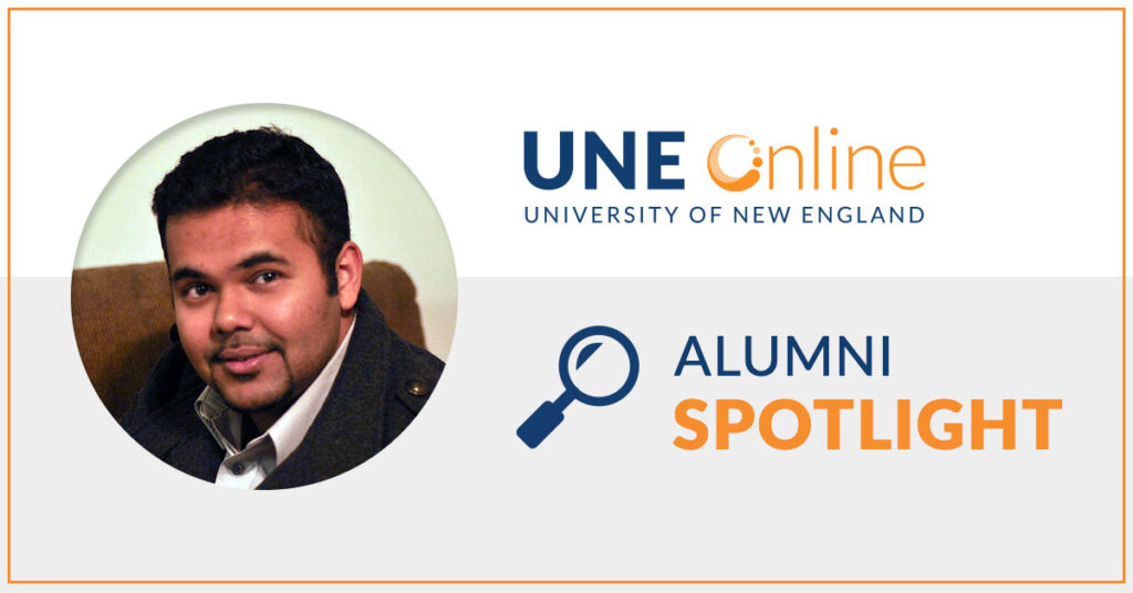 Alumni Spotlight: Mansoor Shafqat, GPPH Program