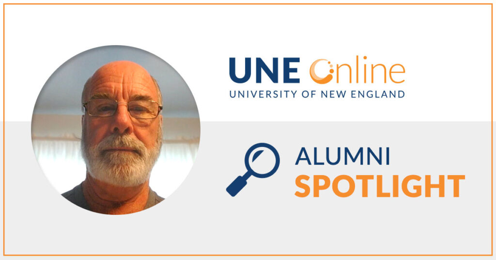 Alumni Spotlight: Mike Wilber, Ed.D.