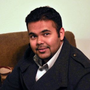 Mansoor Shafqat is a student in the online public health program